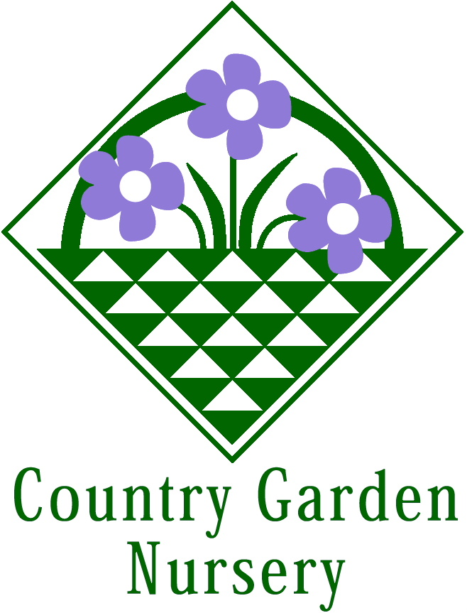 Country Garden Nursery logo